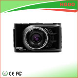 3.0 caixa negra cheia do carro de Dashcam 1080P HD Digitas do carro da polegada