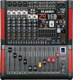 Nuevo amplificador accionado diseño especial del profesional de la serie del mezclador TF8p