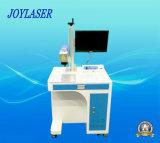 Marca del laser de la fibra/máquina de grabado para metálico