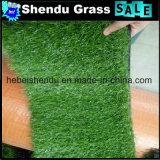二重SBRの乳液の裏付けを持つ25mmの合成物質の草
