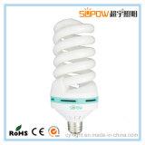 Plena espiral de 60W T5 ESL / CFL lámpara ahorro de energía