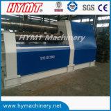 W12S-12X2500 tipo 4 máquina hidráulica universal da dobra e de rolamento da placa do rolo