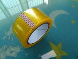 Banden Op basis van water 120rolls van de Verpakking BOPP van het Merk van China de Acryl Zelfklevende Duidelijke in een Karton