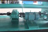 W11 6 * 3200 Placa mecánica de batir, Rodillo manual metal máquina dobladora