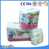 Tecidos descartáveis secos e macios do bebê
