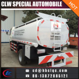 제조 Dongfeng 4mt 가스 탱크 트럭 기름 트럭