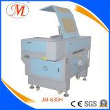 Máquina Time-Saving del laser Cutting&Engraving para el área de la ropa (JM-630H)