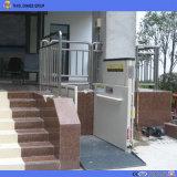 Elevatore della piattaforma della sedia a rotelle per i handicappati