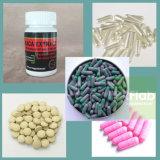 La capsule de fines herbes de Weed de chèvre de klaxon pour améliorent la performance mâle