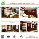 Jeu européen royal de bâti de meubles néoclassiques français de luxe élevés de chambre à coucher