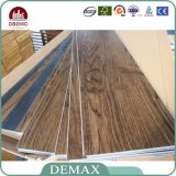 Eco-Friendly PVC Vinyl Floor Tile Dernier grain de bois de nature