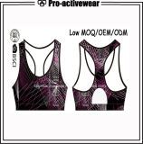 새로운 형식 낮은 MOQ 숙녀 체조 보디 빌딩 Activewear (승화)