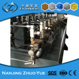 El tornillo gemelo recicla los gránulos plásticos del PVC que hacen la máquina