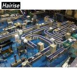 Hairiseの食糧バッテリー収納用ベルトのオーブンのプラスチック蓄積のRedlerのコンベヤー