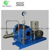800L/H PLC van de Waaier van de stroom de Cryogene Pomp van het Systeem van de Controle l-CNG