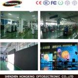 3 Jahre Garantie Innenfarbenreiche LED-P7.62 Bildschirmanzeige-Baugruppen-