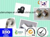 Cinta de aluminio auta-adhesivo del conducto del aislante de la azotea