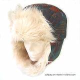 Chapéu do inverno do luxuoso