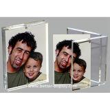 Het duidelijke Acryl Magnetische Frame van de Foto (btr-U1028)