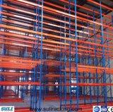 Racking vendido e durável do poço de armazenamento do armazém da pálete para o quarto frio