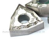 Las piezas insertas de torneado del aluminio de WNMG