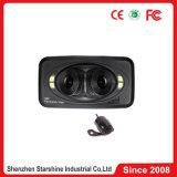 Câmera DVR do carro de 3 câmeras com visão noturna e G-Sensor