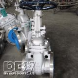 Válvula de porta do aço BS5163 inoxidável