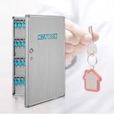Wand-Montierungs-Schlüsselkasten-Schrank mit befestigen Verschluss-Aluminium B1096