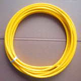 """3/16 """" шлангов смолаы давления волокна SAE100 R7 Braided высоких"""