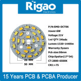 PCB van het Aluminium van de Leveranciers van PCB met Assemblage LEDs