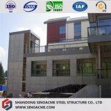 Pre проектированное Multi-Storey здание гостиницы структурно стали