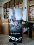 Soffitto economica Scorrimento Roll Up Stand e banner per il display