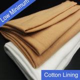 Baumwollgewebe 100% für Schriftsätze und Schlüpfer