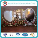 vidrio ambiental de plata sin plomo de cobre del espejo de 6m m