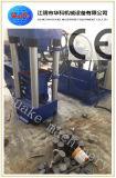 Máquina hidráulica da imprensa das microplaquetas do metal