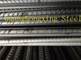ASTM A615, A706 SD390, BS4449 gr. 460 a déformé la barre en acier