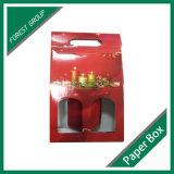 Zwei Kerzen Papierbeutel-mit freiem Fenster (FP8039127)