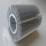 Анодированный алюминиевый радиатор с алюминиевым профилем