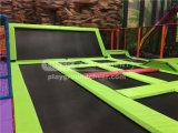 Riesiger Trampoline-Multifunktionspark für Verkauf