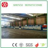 Machine blanche de nid d'abeilles de doublure de Wuxi Shenxi
