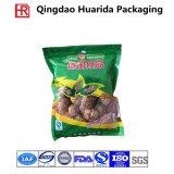 Levar in piedi in su i sacchetti impaccanti della chiusura lampo Nuts dell'alimento