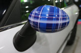 Speedwell Blue Style Replacement Side Mirror Cover for Mini Cooper
