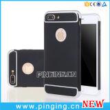 Galvanisierter harter Telefon-Großhandelsplastikkasten für das iPhone 7/6 Plus