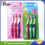 Escovas de dentes para crianças / crianças com cerdas macias