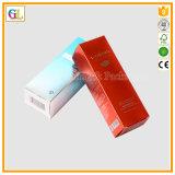 Rectángulo de empaquetado de encargo para Skincare cosmético Pacakaging