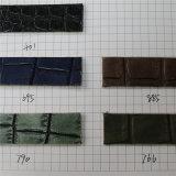 2017の高品質のワニPVCハンドバッグの革(K511)