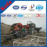 Высокое моющее машинаа песка производительности работы