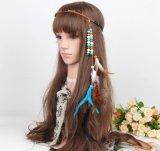 方法羽のヘアークリップの毛のヘッドバンドの毛のアクセサリ