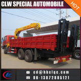 China 6X4 Telescopic Crane Truck 12ton Truck Mounted Crane