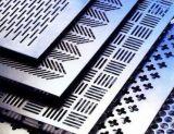 Folha perfurada do preço 304/316L/321/Aluminum da placa/folha de metal
